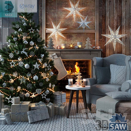 Christmas Tree - Christmas Decor - MX-0000236