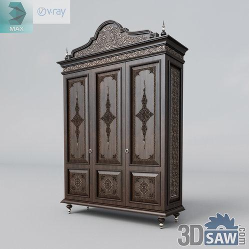 Wardrobe - Display Cabinets - Shelf - Sideboards - MX-691