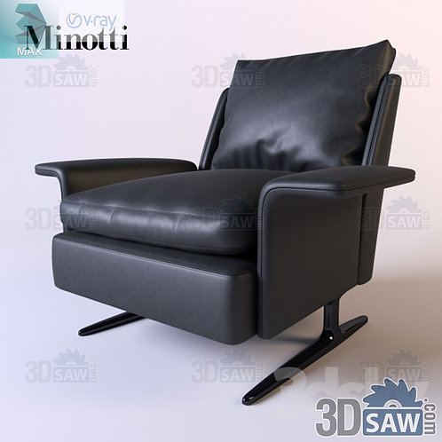 Armchair - MX-0000297