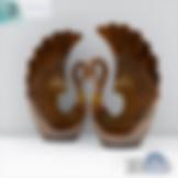 3ds Max Two Swans Statue Sculpture Decoration Items - Free 3d Models Download - 3DSAW.COM
