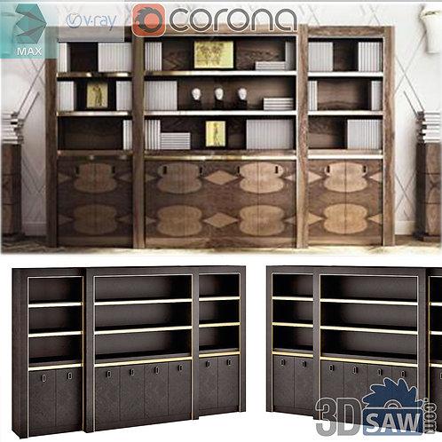 Wardrobe - Display Cabinets - Shelf - Sideboards - MX-720