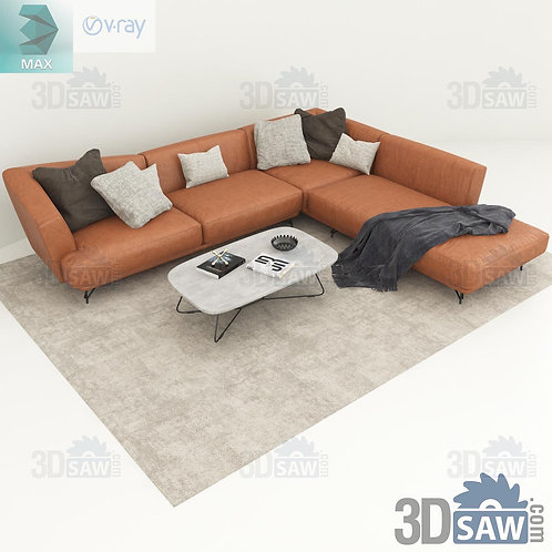 Sofas - Sectional sofas - Chairs - MX-0000216