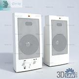 3ds Max Audio Speaker - Free 3d Models Download - 3DSAW.COM