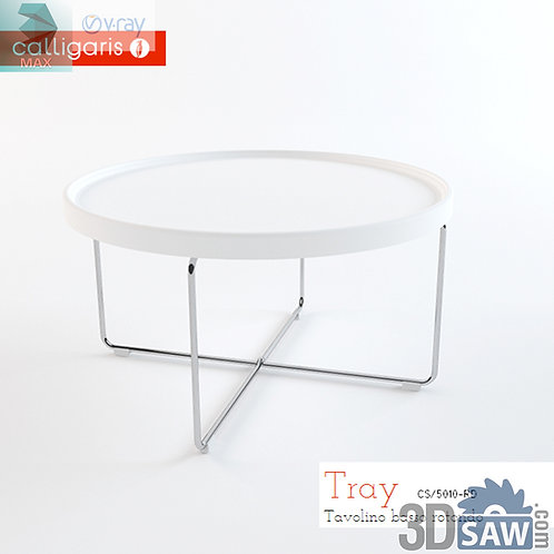 3ds Max Table Model - 3d Model Free Download - MX-1191