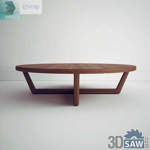 3ds Max Table Model - 3d Model Free Download - MX-1197