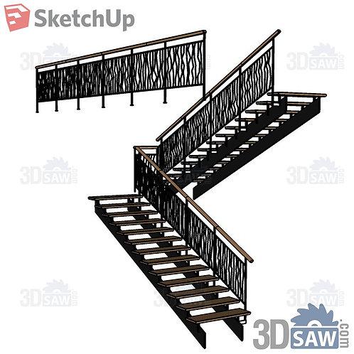 Stairs - Ladder - SU-0000192