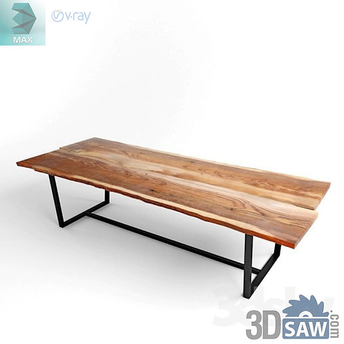 Table Model - Table Solid Wood - MX-576
