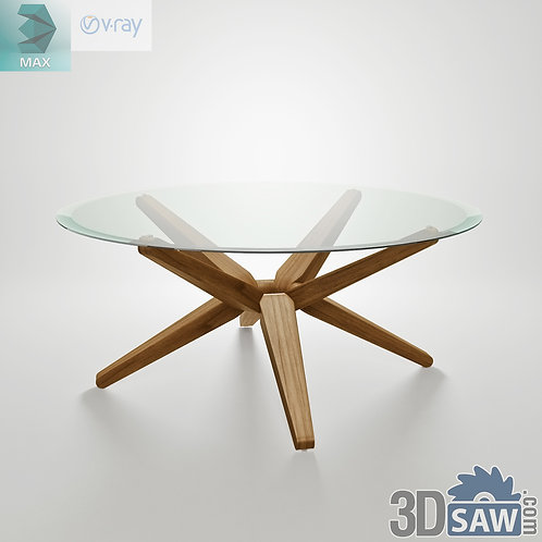 3ds Max Table Model - 3d Model Free Download - MX-1201