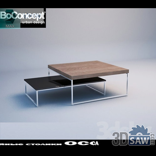 3ds Max Table Model - 3d Model Free Download - MX-1194