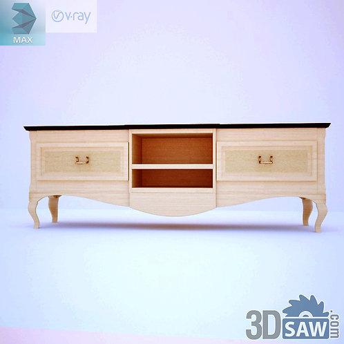 Cabinet - Baroque Decor - Vintage Furniture - MX-550