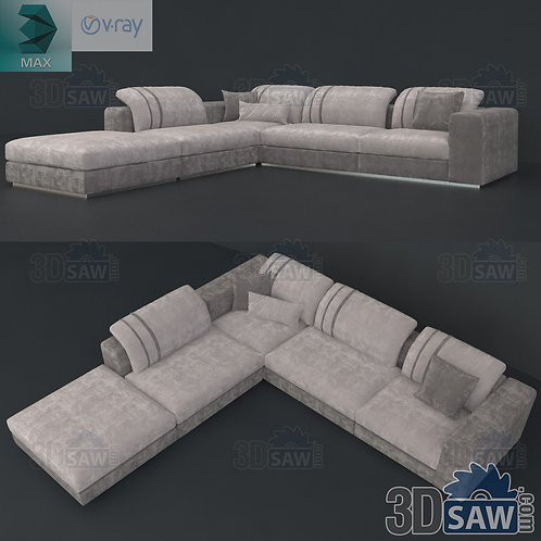 Sofas - Sectional sofas - Chairs - MX-0000280