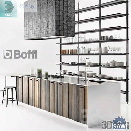 Kitchen Cabinets Casework - Kitchen Room Design - MX-640