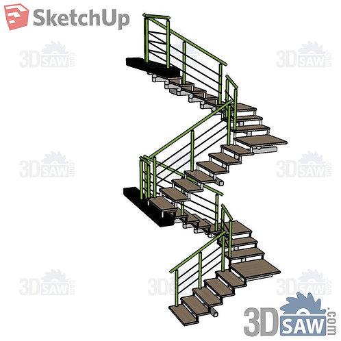 Stairs - Ladder - SU-0000189