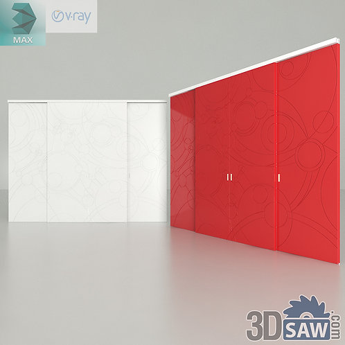 Wardrobe - Display Cabinets - Shelf - Sideboards - MX-704