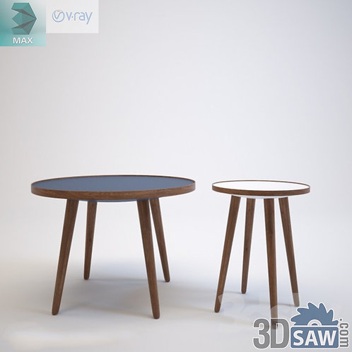 3ds Max Table Model - 3d Model Free Download - MX-1211