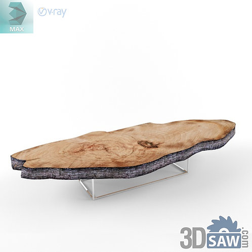 Table Model - Table Solid Wood - MX-606