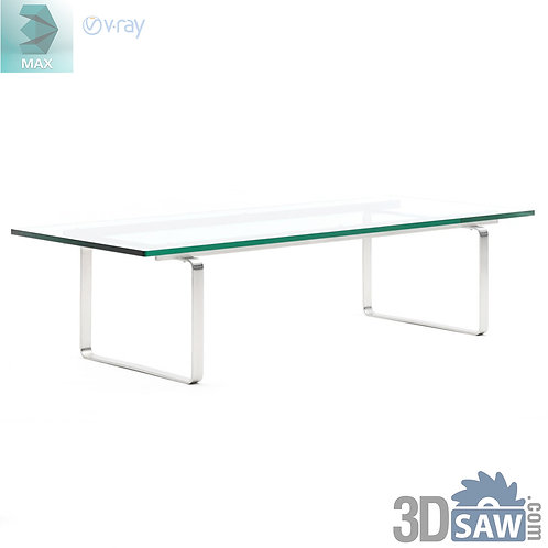 3ds Max Table Model - 3d Model Free Download - MX-956