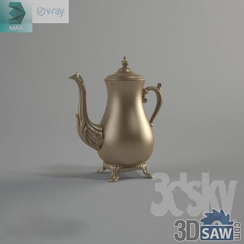 Litre Teapot - MX-814