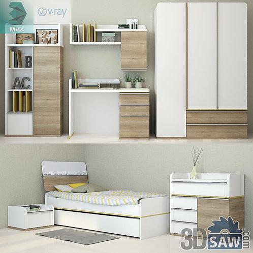 Wardrobe - Display Cabinets - Shelf - Sideboards - MX-756