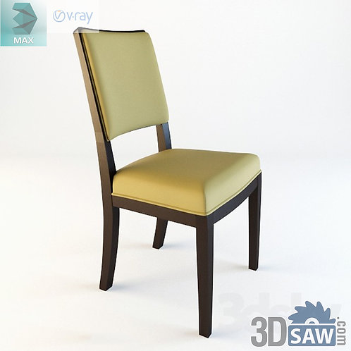 3ds Max Chair Model - 3d Model Free Download - MX-984
