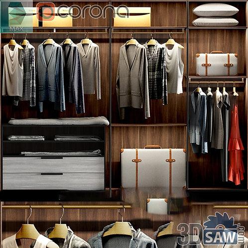 Wardrobe - Display Cabinets - Shelf - Sideboards - MX-769