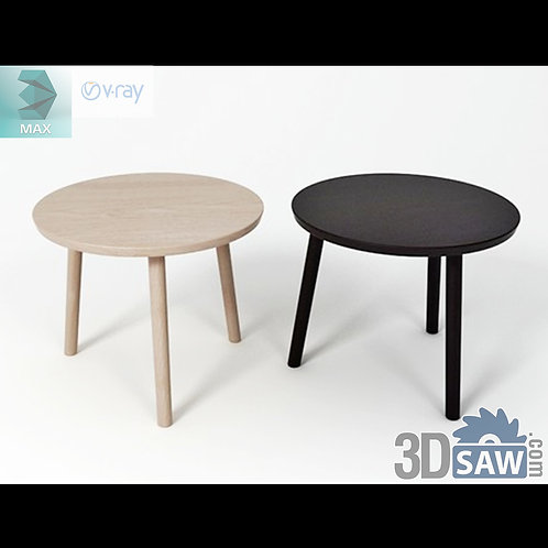 3ds Max Table Model - 3d Model Free Download - MX-1180