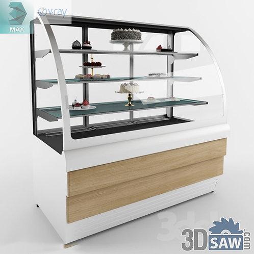 Bakery Display Case - Shop Furniture - MX-850