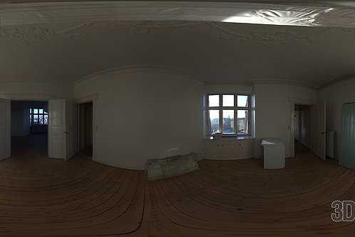 HDRI Interior - Empty Apartment - HDR-4