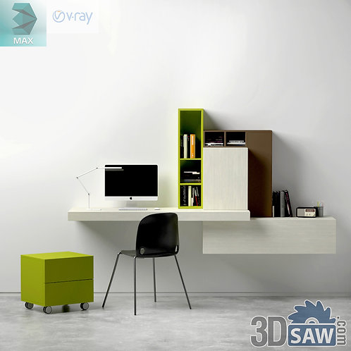 Wardrobe - Display Cabinets - Shelf - Sideboards - MX-738