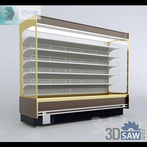 Bakery Display Case - Food Display Case - MX-862