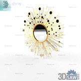 3ds Max Mirror - Free 3d Models Download - 3DSAW.COM