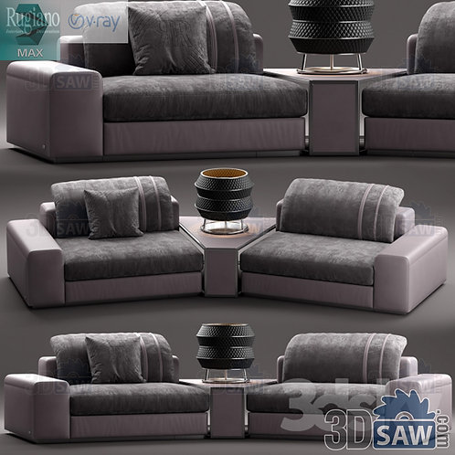 Sofa - Sectional sofas - Chairs - MX-0000281