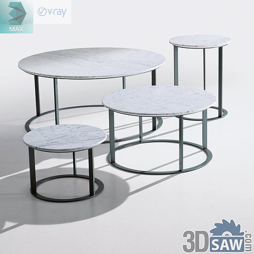 3ds Max Table Model - 3d Model Free Download - MX-1172