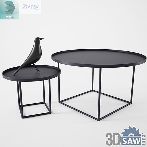 3ds Max Table Model - 3d Model Free Download - MX-1220