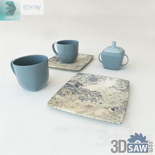 Tea Cup - Tea Set - Teapot - Coffee Cup - MX-833