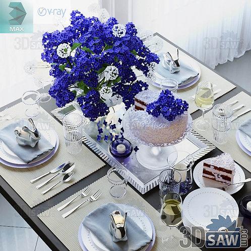Tableware - Kitchen Set - MX-0000278