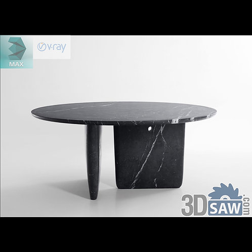 3ds Max Table Model - 3d Model Free Download - MX-1173