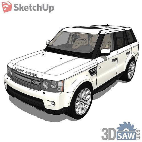 Car Vehicle Models - Land Rover Range Rover Sport - SU-0000169