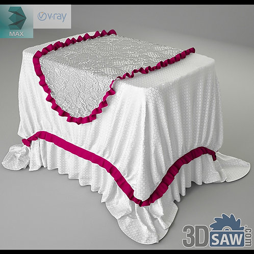 3ds Max Table And Chairs Model - 3d Model Free Download - MX-1110