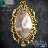 3ds Max Classic Mirror - Free 3d Models Download - 3DSAW.COM