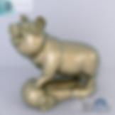 3ds Max Pig Sculpture Figure Statue - Decoration Items - Free 3d Models Download - 3DSAW.COM