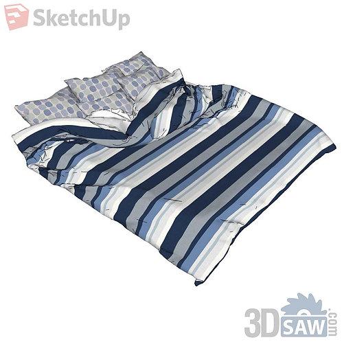 Bed - Bedroom Item Decor - SU-0000044