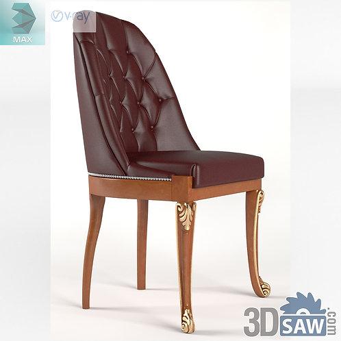 Small Armchair - Baroque Decor - Vintage Furniture - MX-530