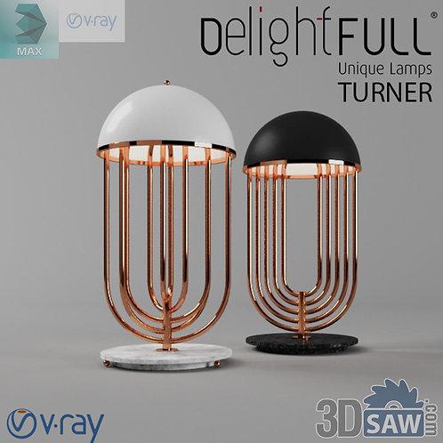 Turner Decorative Lamp - MX-0000070 - Corona