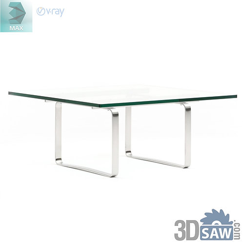 3ds Max Table Model - 3d Model Free Download - MX-955