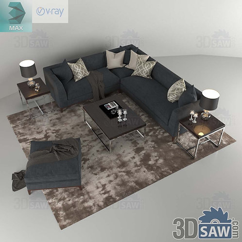 Sofas - Sectional sofas - Chairs - MX-0000205