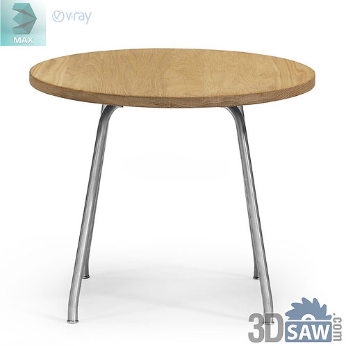 3ds Max Table Model - 3d Model Free Download - MX-958