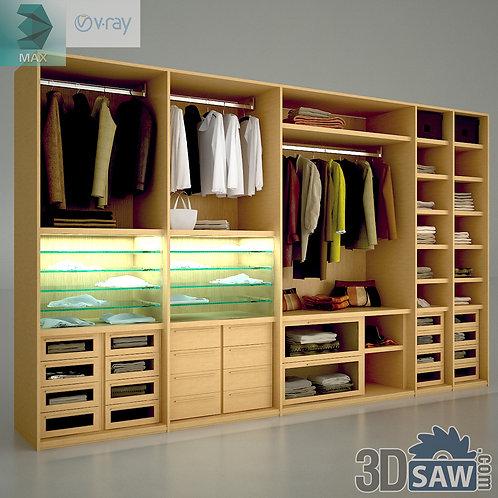 Wardrobe - Display Cabinets - Shelf - Sideboards - MX-743