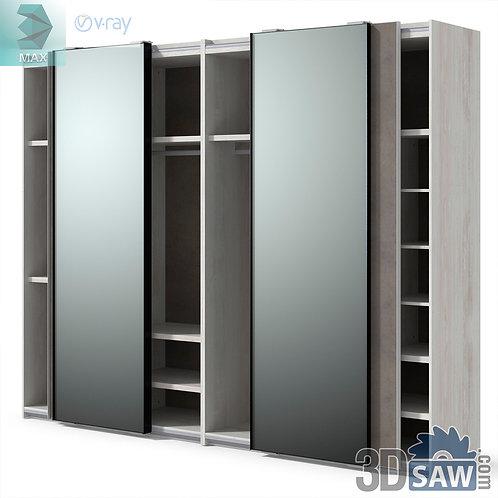 Wardrobe - Display Cabinets - Shelf - Sideboards - MX-768
