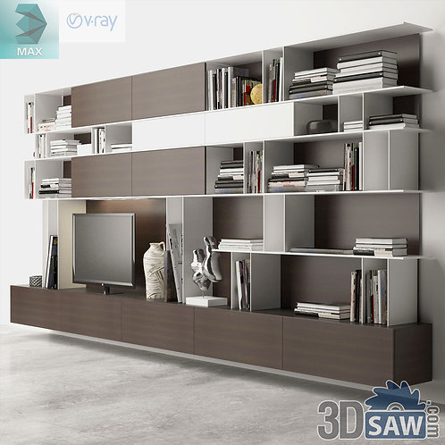 Wardrobe - Display Cabinets - Shelf - Sideboards - MX-745